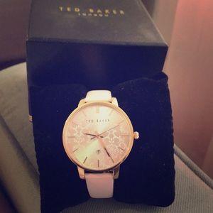 Ted Baker women pink/blush watch